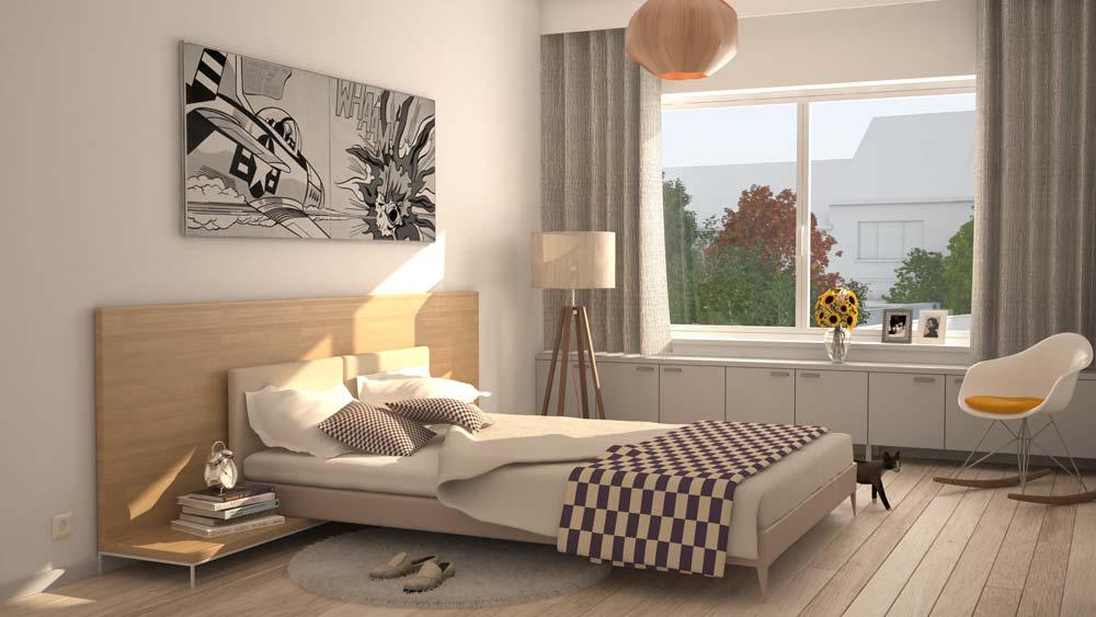 visualisatie interior interieur 3d