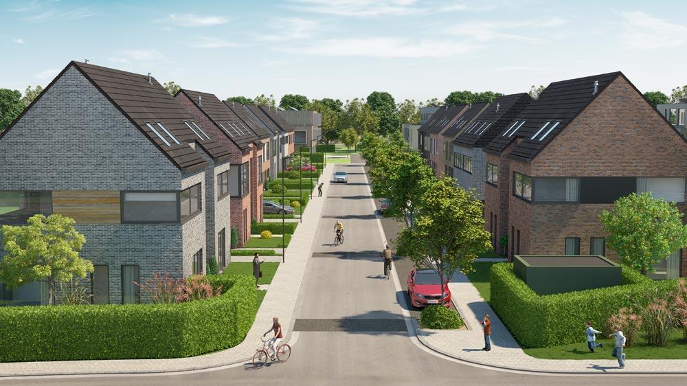 woonproject Maenhoevevelden