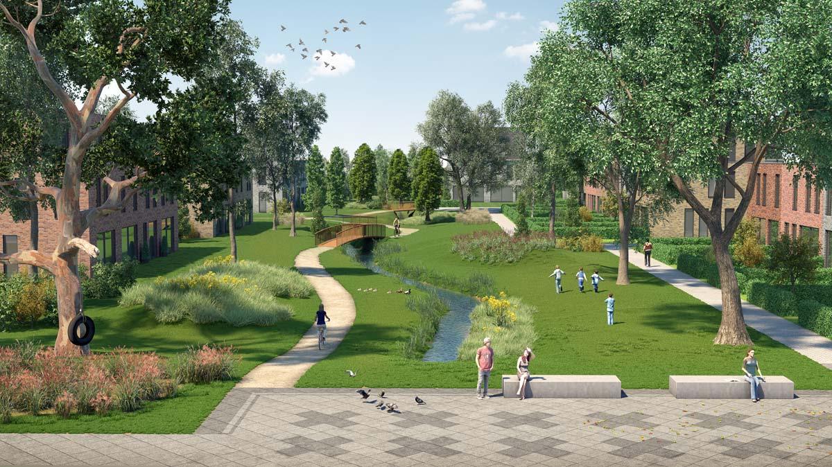 Igemo - Grote Heide - Stedenbouw
